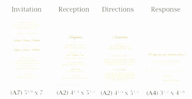 Wedding Direction Cards Template Fresh Wedding Card Design Contemporary Outline Affordable Design