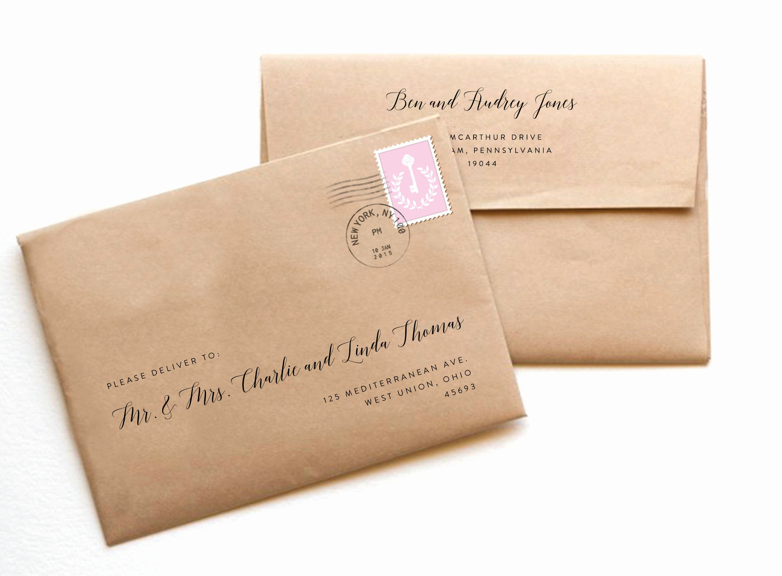 Wedding Envelope Address Template Unique Wedding Envelopes Envelope Template Printable Envelope