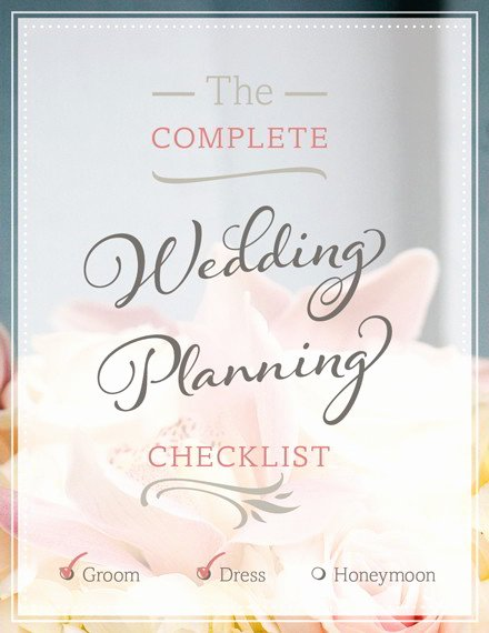 Wedding Planner Checklist Printable Awesome Get Your Free Wedding Planning Checklist