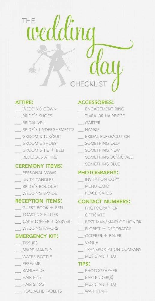 Wedding Planner Checklist Printable Beautiful Be organized with A Wedding Planning Checklist