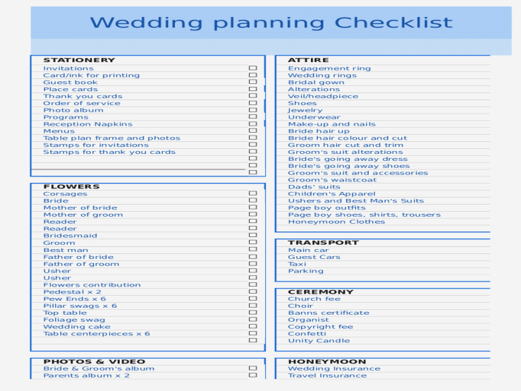 Wedding Planner Checklist Printable Inspirational now is the Time for You to Know the Truth About Printable