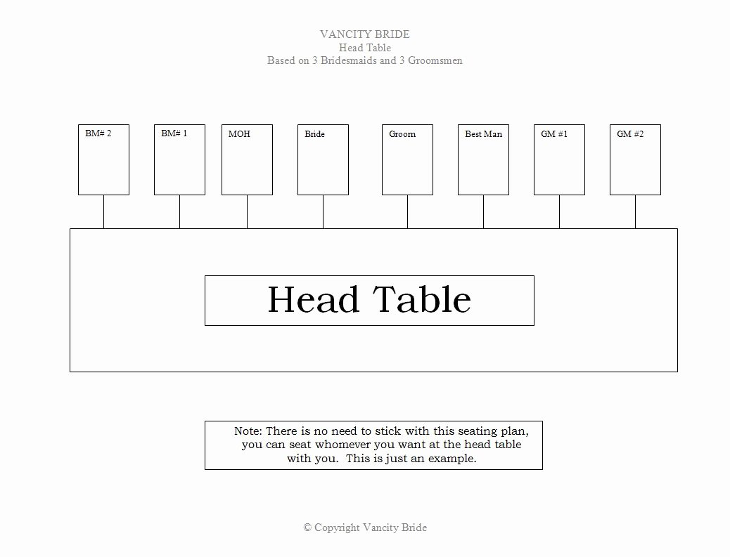 Wedding Seating Chart Template Word Unique 6 Free Wedding Seating Chart Templates