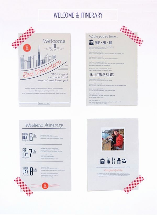 Wedding Welcome Bag Itinerary Template Lovely Destination Wedding Itinerary On Pinterest