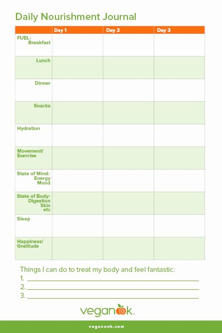 Weekly Food Diary Template Beautiful Daily Food Diary Template Free Printable