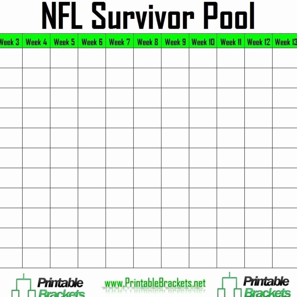 Weekly Football Pool Excel Spreadsheet New 2017 Nfl Weekly Schedule Excel Spreadsheet – Db Excel