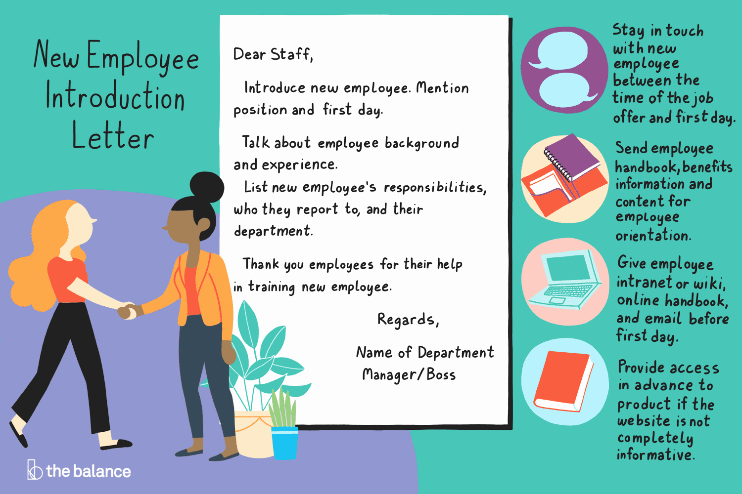 Welcome Letter to New Employee Lovely Sample Introduction Letter for A New Employee
