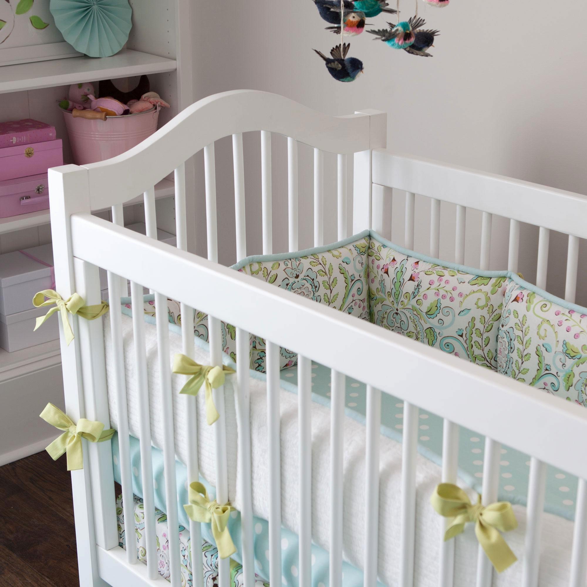 What is A Crib Sheet Best Of Bebe Jardin Crib Bumper
