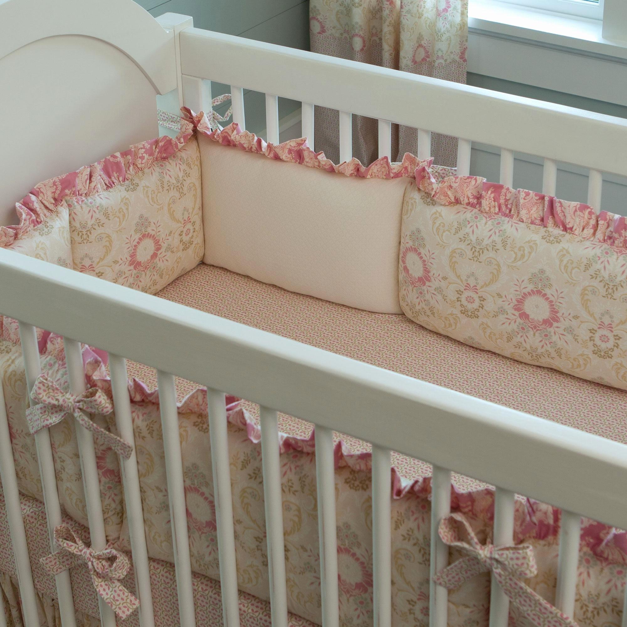 What is A Crib Sheet Best Of Juliet Crib Bumper