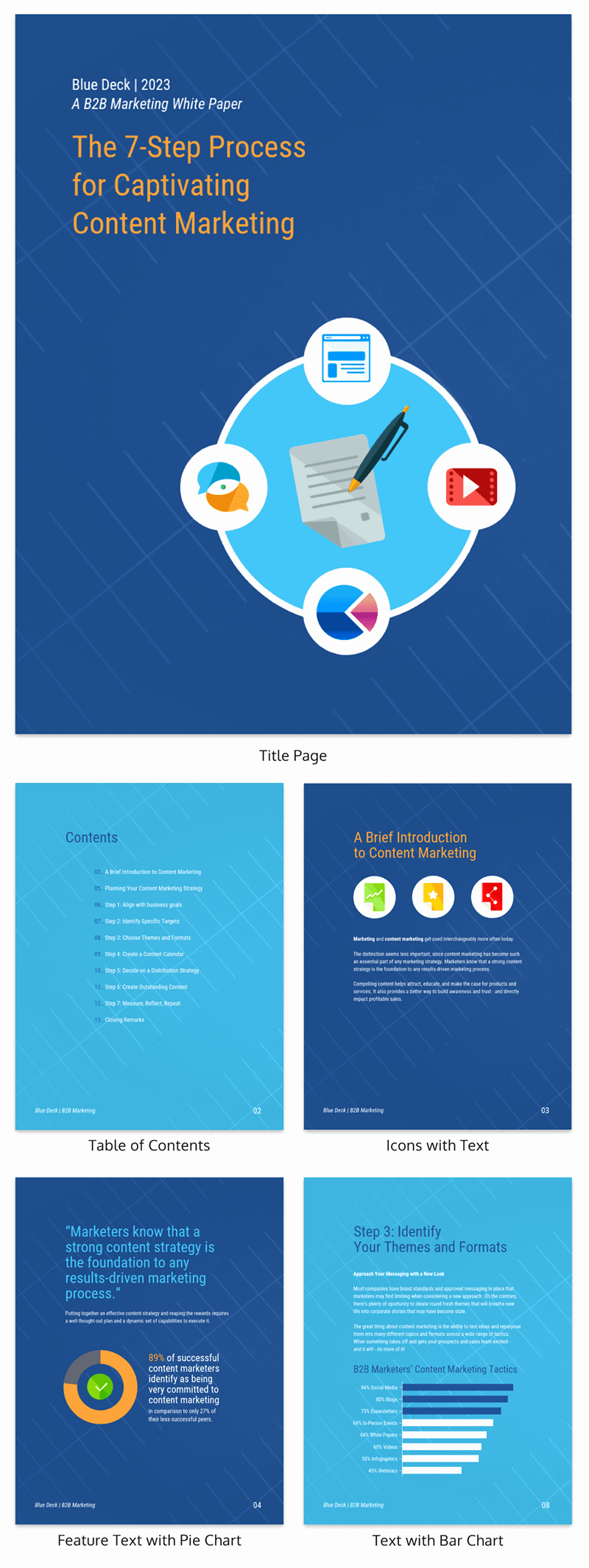 White Paper Examples New 20 Page Turning White Paper Examples [design Guide