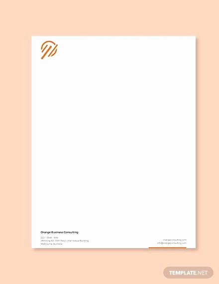White Paper Template Indesign Beautiful 35 top Business Letterhead Templates In Illustrator