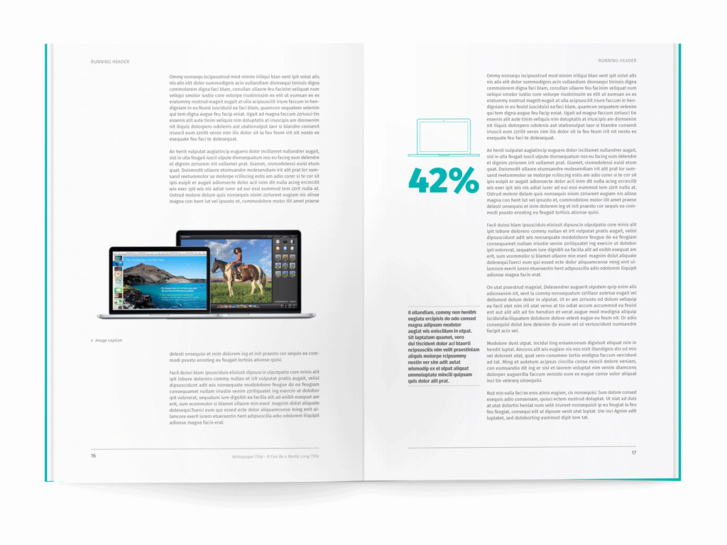 White Paper Template Indesign Fresh 07 Whitepaper Template Indesign Creative