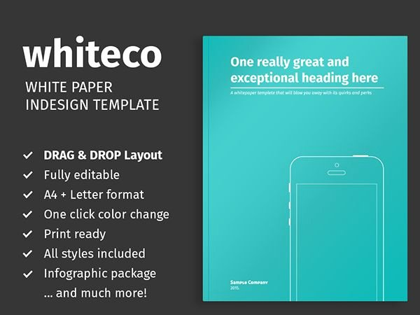 White Paper Template Indesign Fresh 11 Best White Paper Designs Images On Pinterest
