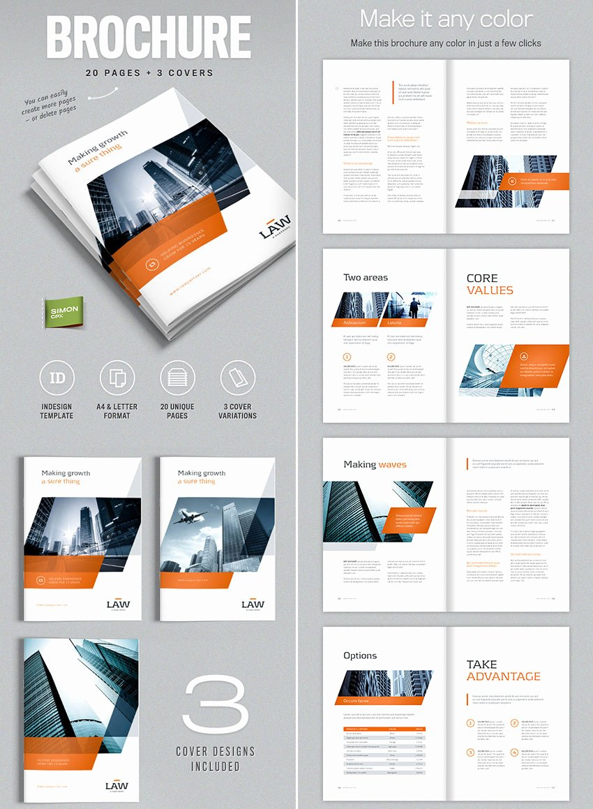 White Paper Template Indesign Inspirational 20 Best Indesign Brochure Templates for Creative
