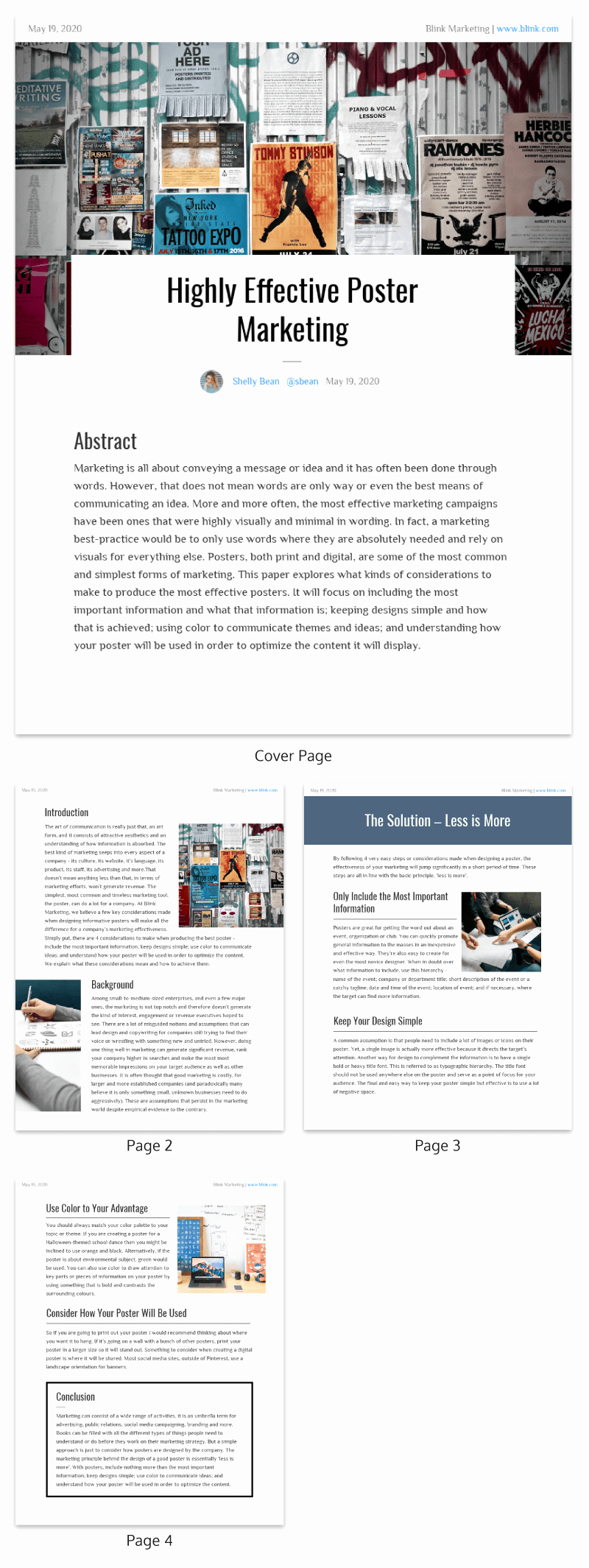 White Paper Template Indesign Lovely Marketing White Paper Template Template Venngage