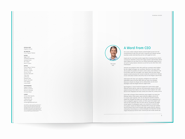White Paper Template Indesign New White Paper Template for Indesign On Behance
