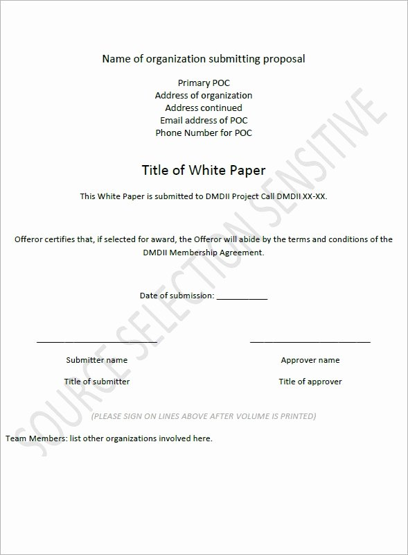 White Paper Template Word Beautiful White Paper Templates 9 Download Documents Pdf Word