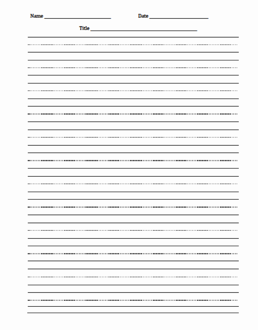 Wide Lined Paper for Kindergarten Fresh Writing Paper College Homework Help and Line Tutoring