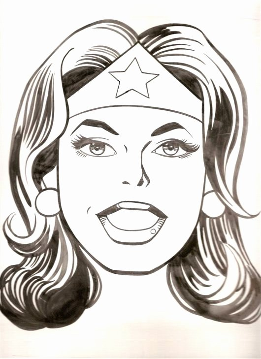 Wonder Woman Invitation Template Best Of Img Showpx 530×729 Coloring Pages