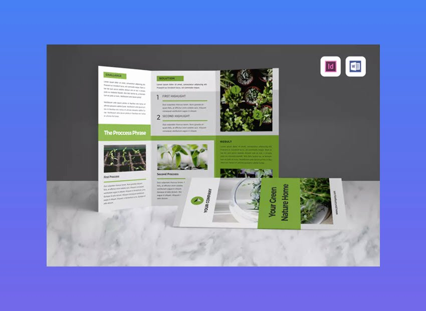 Word Brochure Template Tri Fold Fresh How to Quickly Make A Brochure In Microsoft Word Using A