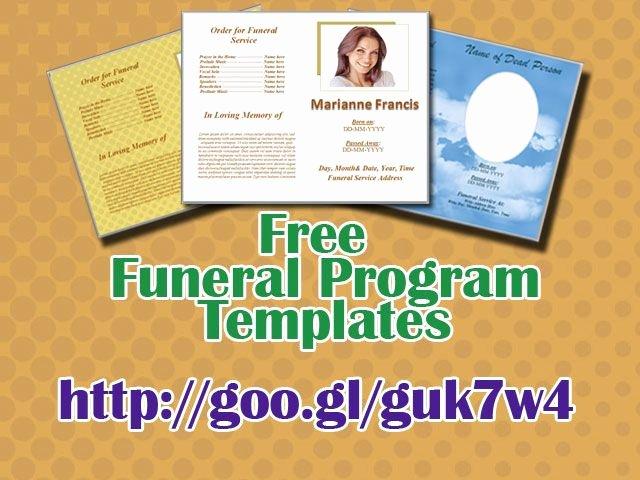 Word Funeral Program Template Fresh 79 Best Funeral Program Templates for Ms Word to Download