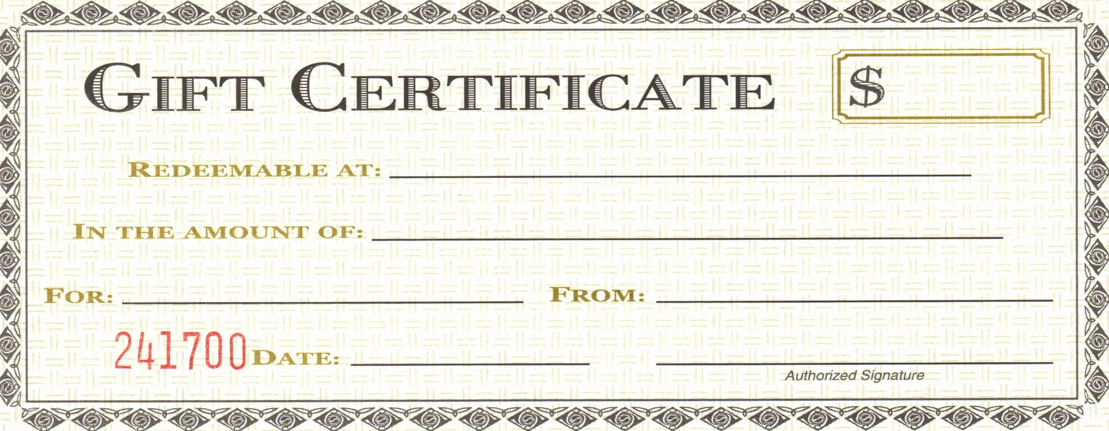 Word Gift Certificate Template Elegant 18 Gift Certificate Templates Excel Pdf formats