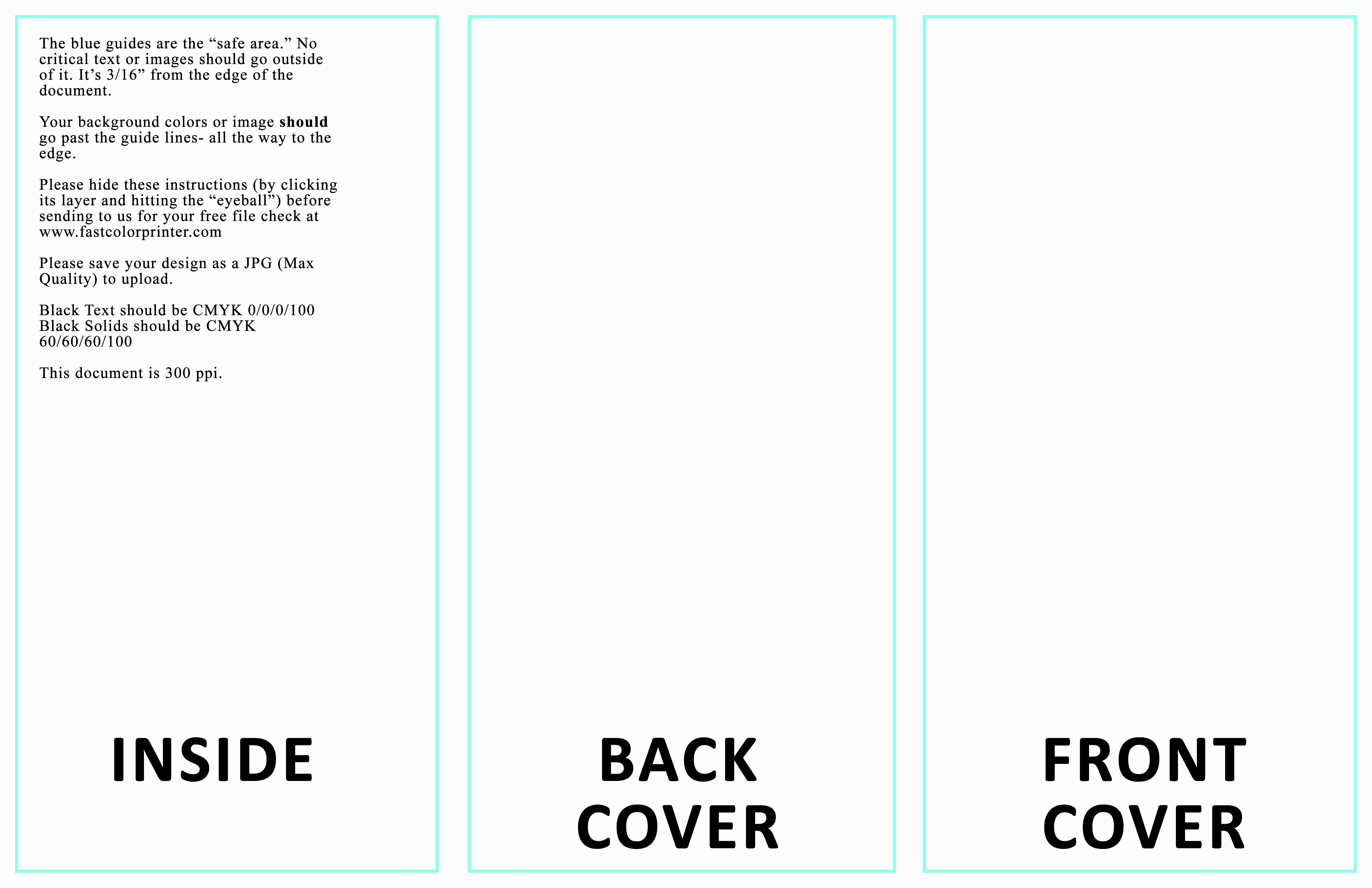 Word Tri Fold Templates Best Of Table Tent Template Indesign & 11 Printable Trifold
