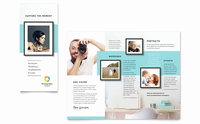 Word Tri Fold Templates Fresh Grapher Brochure Template Word & Publisher