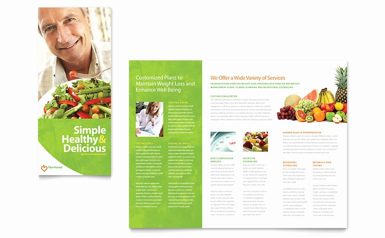 Word Tri Fold Templates Fresh Ms Word Tri Fold Brochure Templates Free software and