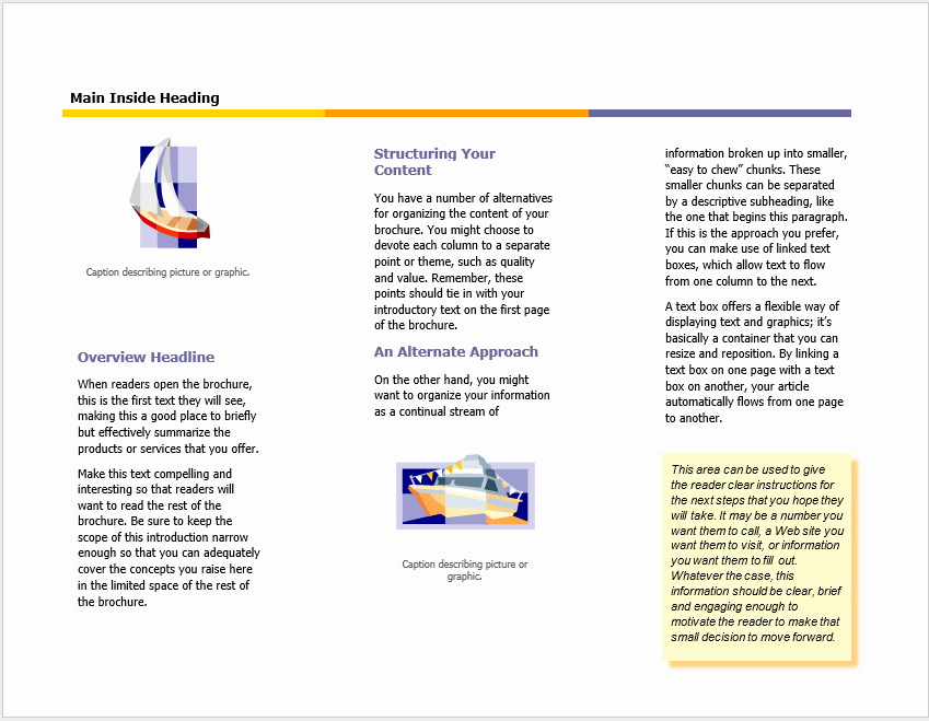 Word Tri Fold Templates Lovely 12 Free Tri Fold Brochure Templates Word Templates