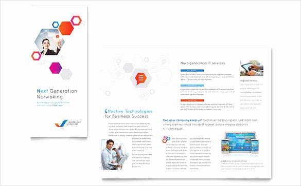 Word Tri Fold Templates New 25 Word Tri Fold Brochure Templates Free Download