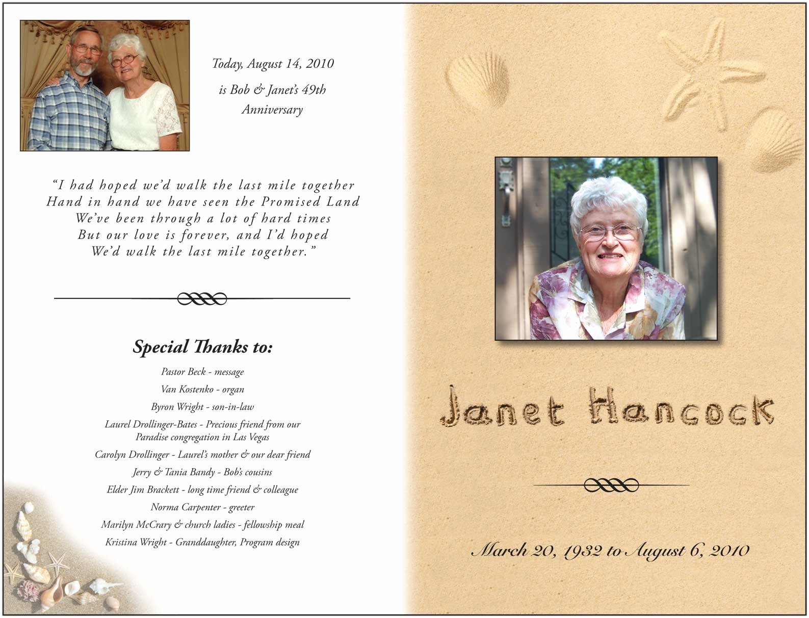 Wording for Funeral Programs Unique some Personal thoughts for My Friends