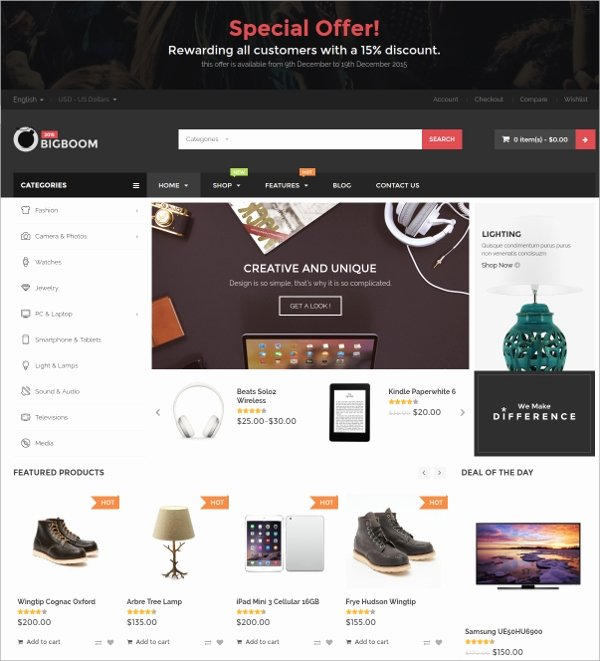 Wordpress Product Catalog theme Lovely 10 Catalog Wordpress themes & Templates