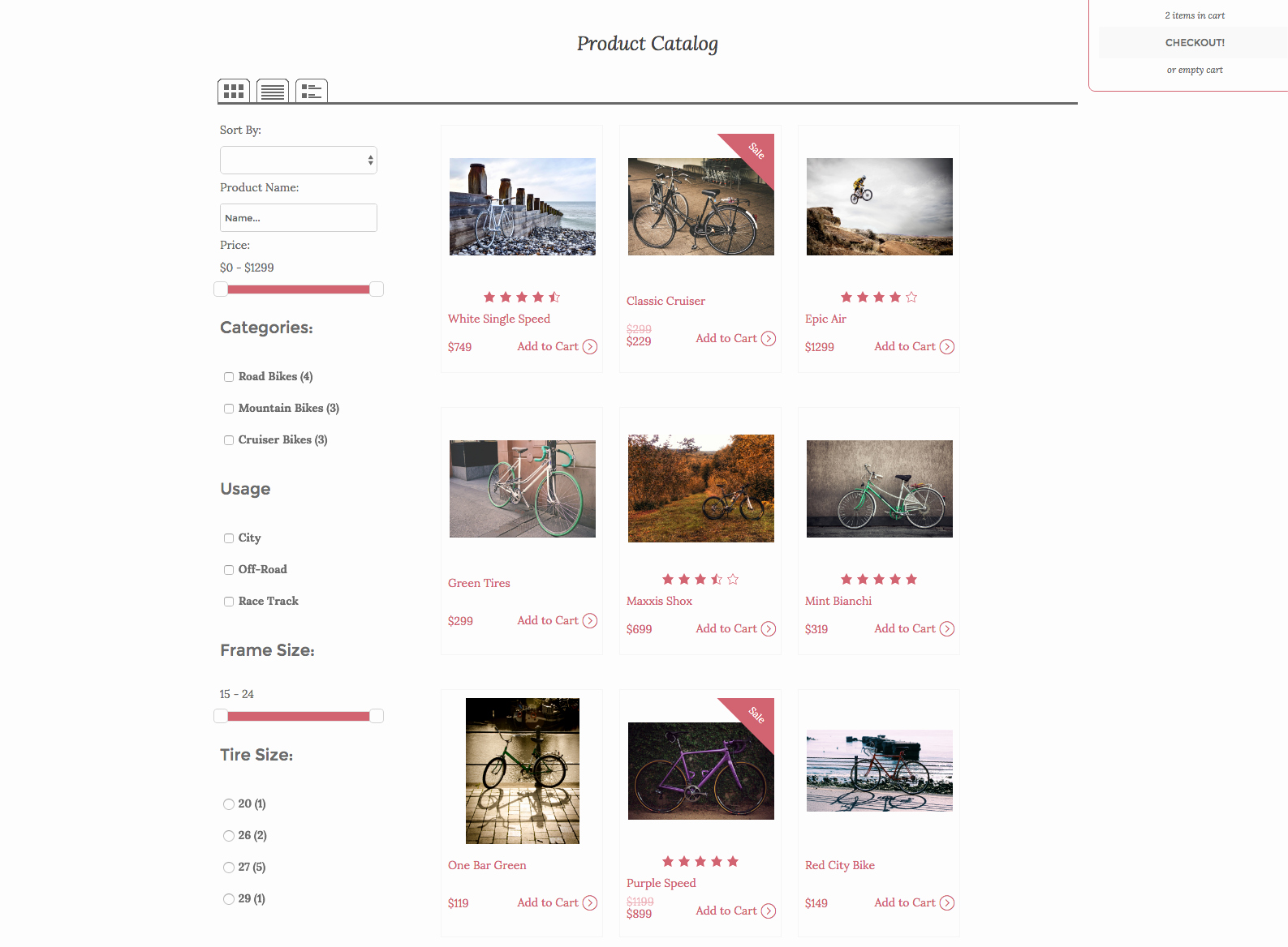 Wordpress Product Catalog theme New Product Catalog – Wordpress Plugin