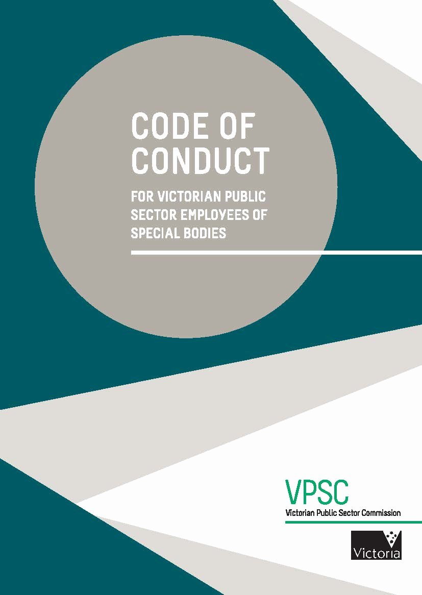 Workplace Code Of Conduct Template Inspirational Code Of Conduct for Employees Vpsc