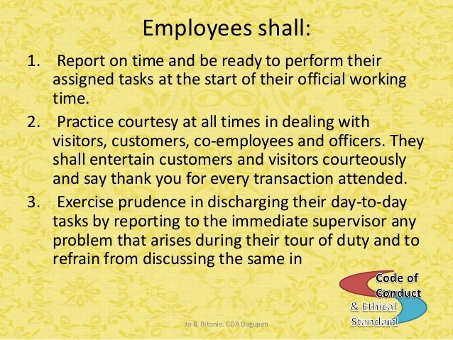 Workplace Code Of Conduct Template Luxury Code Of Conduct & Ethical Standard A Guide for Cooperatives
