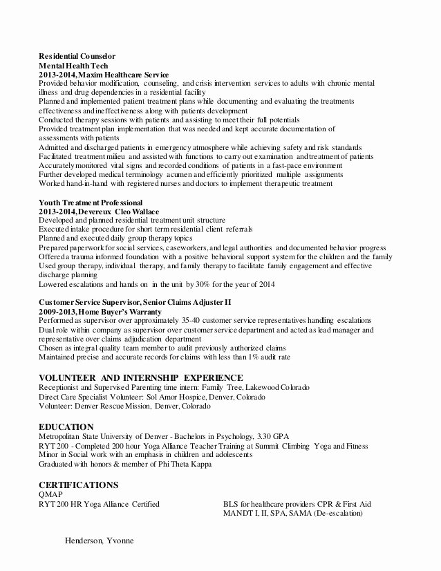 Yoga Teacher Resume Sample Luxury Yoga Instructor Resume 2016