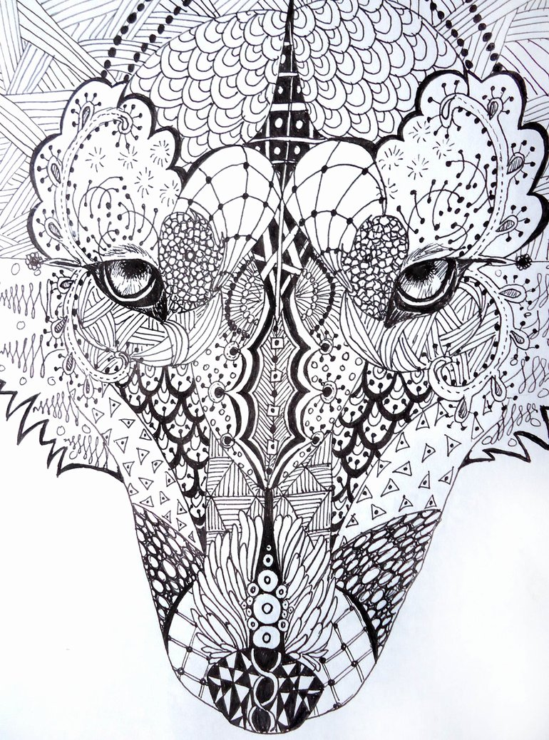 Zentangle Patterns to Print Best Of Zentangle Art